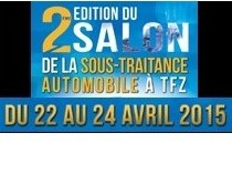 The Second Edition of the Subcontracting Motor Show