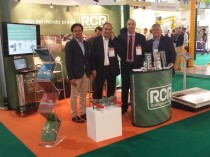 RCR Flooring Applications exhibits at SIL, Barcelona
