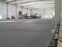 Largest RCR Piletec floor created in Spain