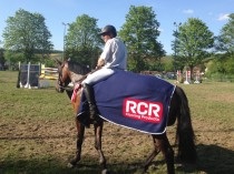 RCR Flooring Products sponsors traditional Schwaigern show-jumping