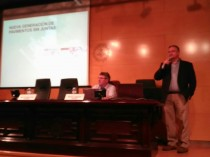 Monofloor and Bekaert present on jointless floors at Catalonia conference.