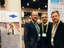 RCR participates at World of Concrete 2018
