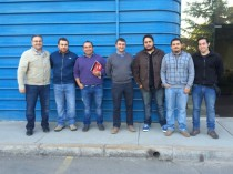Announcing the formation of Monofloor Chile